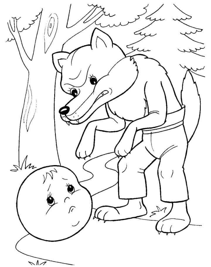 Рисунки из сказок о животных